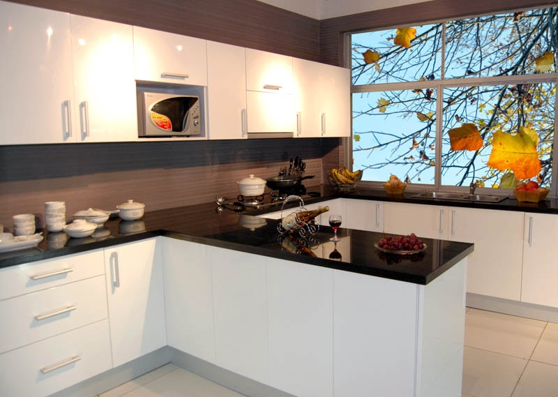 Best F Shaped Kitchen Wold Class Service At Most Affordable Cost Price Bella Kitchens Pune