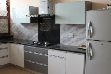 L Shaped Kitchen Layout With Island