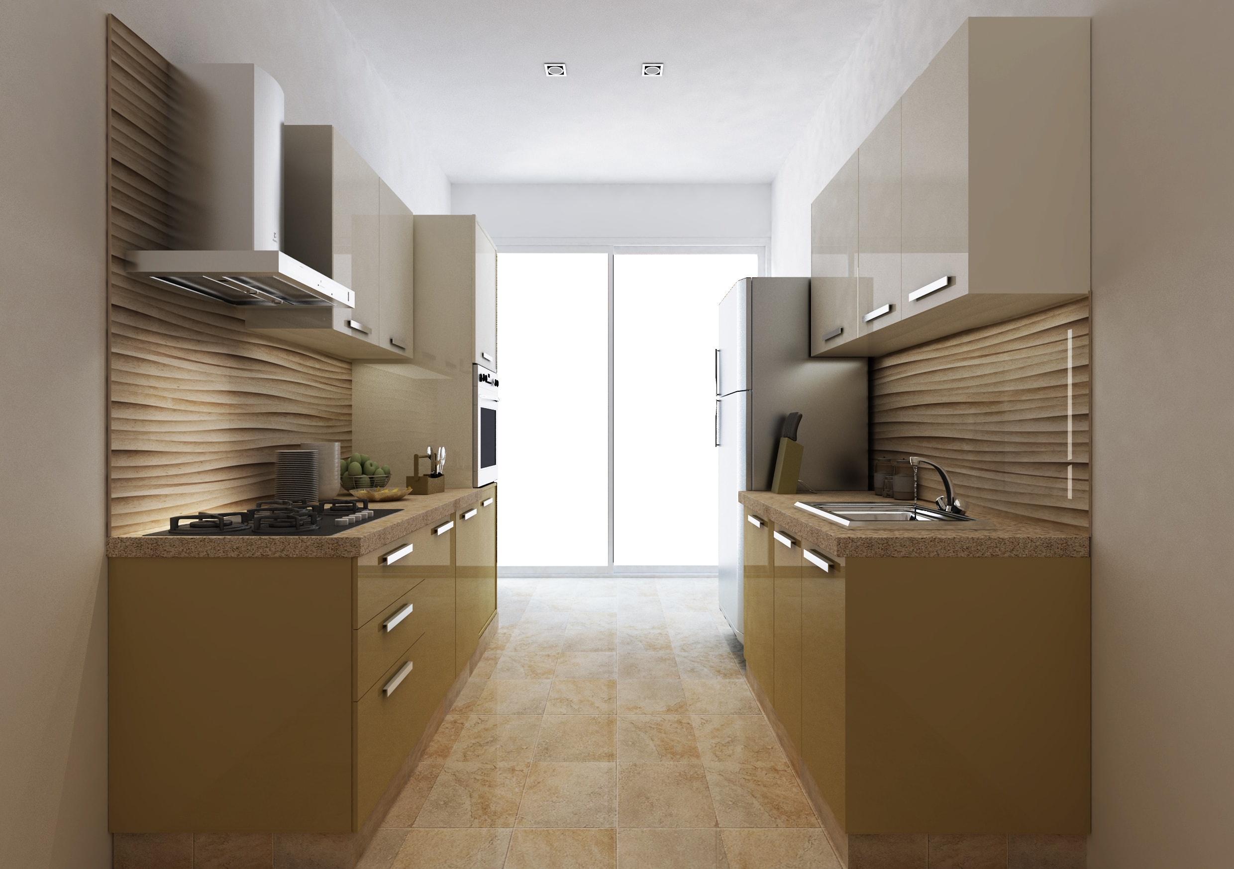 Island Kitchens Designs Best Parallel Kitchen Wold Class Service At Most