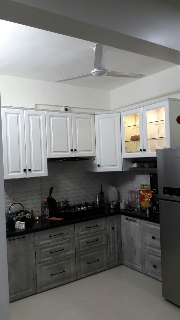 Kitchen Cabinest in White in Sus Gaon Pune kitchen decor unit supplier website - Flaunt Your Modern Home Decor maker with Style. House decor reflects your personality and speaks about your taste in interior design, your understanding of color